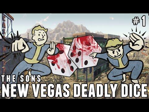 New Vegas Deadly Dice! Season 2 Week 9 Episode 1 - Sons Of Vidya