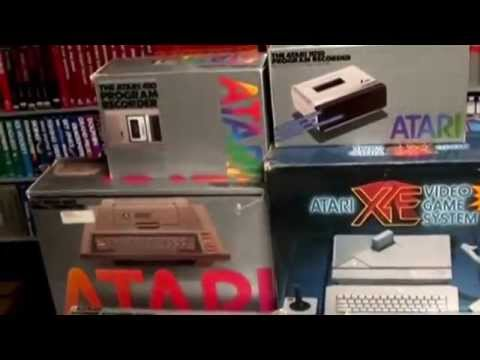 Atari 8 bit computers overview