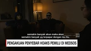 Video (Eksklusif) Pengakuan Penyebar Hoaks Pemilu di Medsos MP3, 3GP, MP4, WEBM, AVI, FLV April 2019