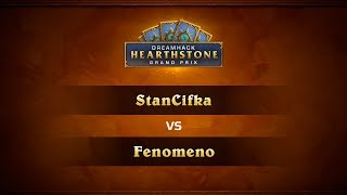 StanCifka vs Fenomeno, game 1