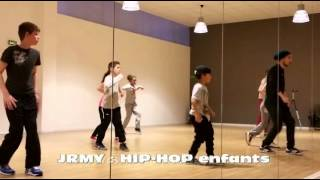 Jrmy stage Hip Hop enfants
