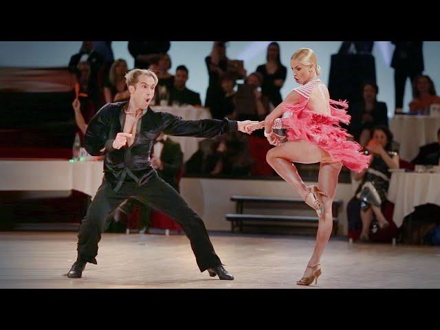 Riccardo Cocchi - Yulia Zagoruychenko | Disney 2016 - Showdance Samba Cheeky