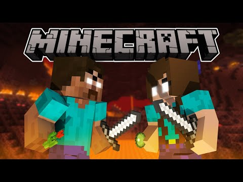 If Herobrine Had A Sister - Minecraft