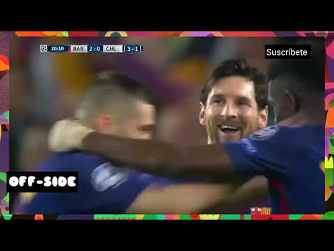 Barcelona vs Chelsea 3-0 All Goals & Highlights UCL 14/03/2018 HD