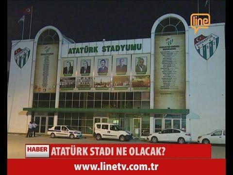 Atatürk Stadı Ne Olacak  -09 TEmmuz 2015-