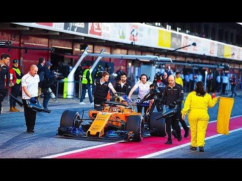 F1 2018 Test Barcelona - Día 5   DIRECTO