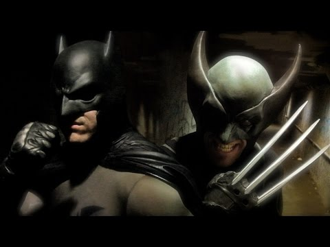 BATMAN vs WOLVERINE - Super Power