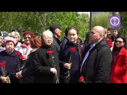 В Астане почтили память жертв политических репрессий и голодомора