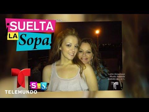Notícias dos famosos - Rosie Rivera habló de la amistad de Beto Cuevas con Jenni Rivera  Suelta La Sopa  Entretenimiento