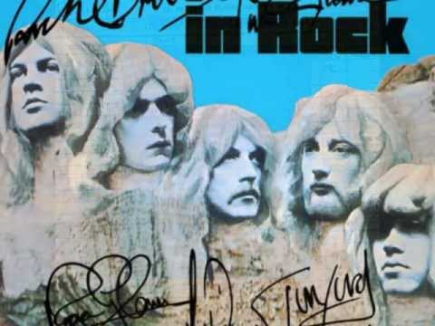 Deep Purple - Cry Free lyrics