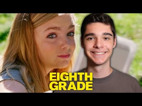 MY THOUGHTS ON EIGHTH GRADE