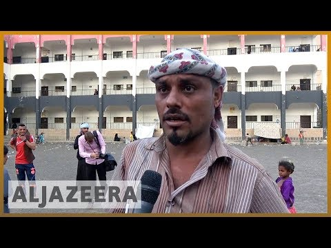 🇾🇪 Fighting over Hudaida forces tens of thousands flee | Al Jazeera English