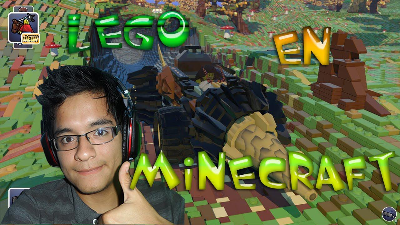 DESCARGAR LEGO MINECRAFT GRATIS / LEGO WORLDS GRATIS / ESPAÑOL (MEGA)