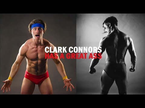 Wrestler Clark Connors Has A Great Ass - Tribute