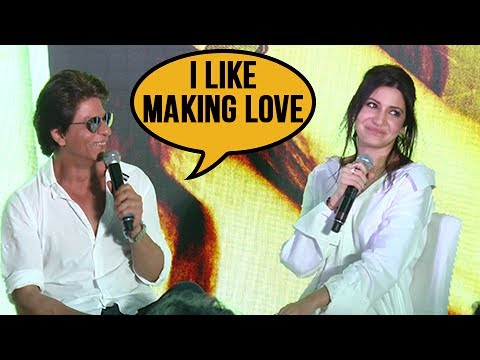 Shahrukh Khan Loves To Make Love But Does Not Like