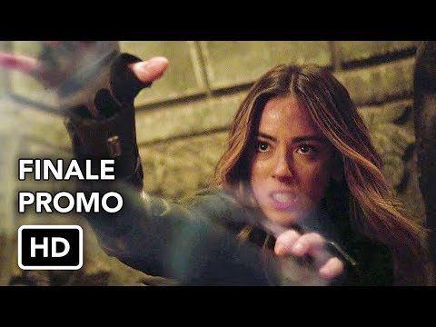 "Marvel's Agents of SHIELD 6x12 ""The Sign"" / 6x13 ""New Life"" Promo (HD) Season Finale"