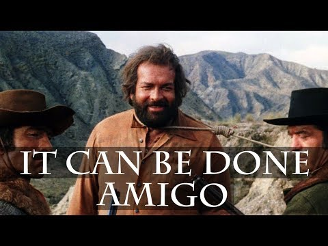 It Can Be Done Amigo (Western Comedy, BUD SPENCER, Full Length Movie, English) free full movies