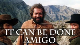 Video It Can Be Done Amigo (Western Comedy, BUD SPENCER, Full Length Movie, English) free full movies MP3, 3GP, MP4, WEBM, AVI, FLV Agustus 2018