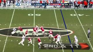 Corey Lemonier vs Georgia (2011)