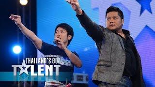 "DO:MORE กับ Rexona ""กล้าได้อีก ทำได้อีก"" Thailand's Got Talent s.4-4D : ไทยแลนด์ก็อตทาเลนต์ ซีซั่น..."
