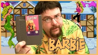 Video Joueur du Grenier - Barbie - NES MP3, 3GP, MP4, WEBM, AVI, FLV November 2017