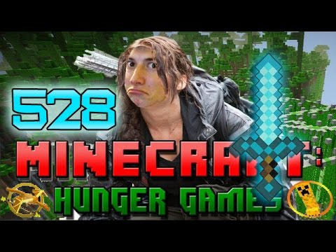Minecraft: Hunger Games w/Mitch! Game 528 – BEST D EVER!
