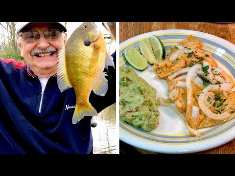 Low carb diet - From Lake to Plate Oaxacan Style (low-carb fish to make you smile)