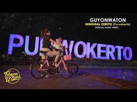 GuyonWaton Official - Ninggal Cerito (Purwokerto)   Official Music Video