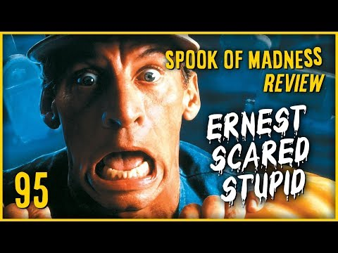 Spark Of Madness 95 -- Ernest Scared Stupid Review