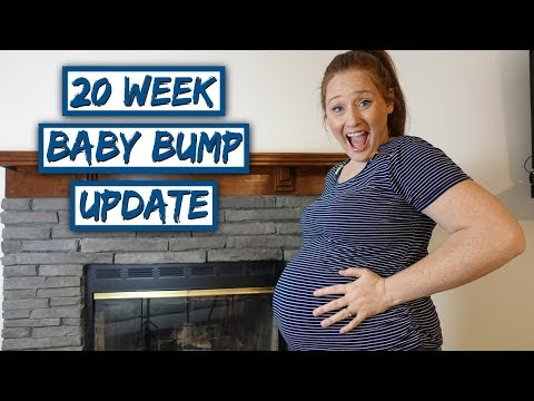 Pregnancy Weight Loss    20 WEEKS PREGNANT UPDATE