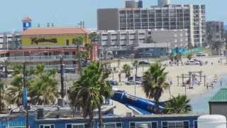 Corpus Christi (TX) United States  city pictures gallery : Corpus Christi - 360° View From Atop The Texas State Aquarium - HD