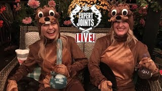 Expert Joints (not quite) LIVE! on Pot TV: Baked Beavers by Pot TV