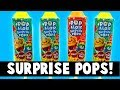 Pop A Lotz Push Pop Toy Surprise! Plush and Confetti!
