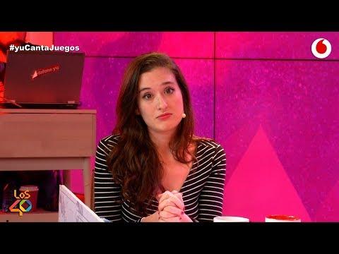 Victoria Martín (Chica Fitness) ayuda a jóvenes fracasados #yuCantaJuegos