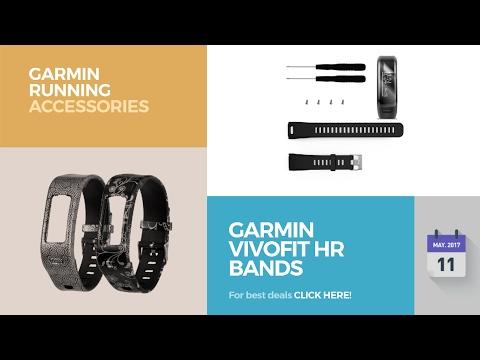 Garmin Vivofit HR Bands Garmin Running Accessories