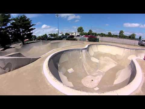 Nashville Tennessee Skatepark