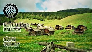 sivas koyulhisar ballıca köyü