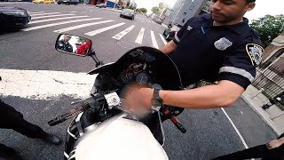 Video POLICE OVERREACTING ? | COOL & ANGRY COPS | BIKERS vs POLICE [Episode 32] MP3, 3GP, MP4, WEBM, AVI, FLV Desember 2018