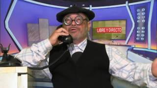 El Tío Venancio llama a Adolfo Murillo, Presidente del Benidorm CD