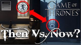 Game Of Thrones Season 7 - Dany's Vision in Season 7?Subscribe! http://tinyurl.com/o93l5gnNEW HATS! https://teespring.com/stores/smokescreenvids**Potential Spoilers**Game of Thrones Season 7 is almost here! Here I talk about Dany's vision in the throne room vs. what we see in the Game Of Thrones Season 7 trailer. Cersei has redecorated, why did Dany not see the current red keep? We'll soon find out as Game Of Thrones Season 7 starts this Sunday! Thanks for watching! Please like, share and subscribe!Game of Thrones Season 7 Playlist: https://www.youtube.com/playlist?list=PLmRQBLduDYDQRHGVugBO5-L6XfCGaV5pcSupport SmokeScreen on Patreon: https://www.patreon.com/smokescreenvidsOne Time Donate: https://youtube.streamlabs.com/smokescreenvids1Game of Thrones Foreshadowinghttps://www.youtube.com/playlist?list=PLmRQBLduDYDQRHGVugBO5-L6XfCGaV5pcHow Game of Thrones Will End for Jon Snowhttps://www.youtube.com/playlist?list=PLmRQBLduDYDQP1OjDLR4L2oNxw4qz1-VECheck my other channels!SmokeScreen Vlogs: https://www.youtube.com/smokescreenvlogsSmokeScreen Gaming: https://www.youtube.com/smokescreenvidsgaming_____________________________________________________Become a Patreon: https://www.patreon.com/smokescreenvidsGet My Nerdy T-Shirts here: http://shrsl.com/?~aby2Support SmokeScreen by shopping on Amazon: http://tinyurl.com/ppogxl2Shop Think Geek: http://www.jdoqocy.com/click-8070392-12561902-1460987025000GeekFuel (get a GOT item in your first box) https://www.geekfuel.com/smokescreen_____________________________________________________Playlists:Game of Thrones / ASOIAF: https://www.youtube.com/playlist?list=PLmRQBLduDYDSph052nREYMIpDlUHzJlPBWestworld Season 1: https://www.youtube.com/playlist?list=PLmRQBLduDYDRbXeC-bdFWC_WJ3CmykSUHStar Wars: https://www.youtube.com/playlist?list=PLmRQBLduDYDSyW8W17-AxNYLjetGQvDkm______________________________________________________Send Stuff:Lochmoor ProductionsPO Box 1011Kannapolis, NC 28083Follow Me on Social: Facebook: https://www.facebook.com/smokescreenvidsTwitter: https://twitter.com/smokescreenvids @smokescreenvidsInstagram: https://instagram.com/smokescreenvids @smokescreenvidsWebsite: http://smokescreenvids.comPatreon Executive Producers:Hoss Griffin, VolGuy10, Lala Gig , Kissa Powell, Marc Joseph aka The Snow In Winterfell, Marylin Bentley, JoAnna, Sean Hayes, Doc Holiday, Anonymous, Goska, HoonJive, KieranD20, Nicki Snow, Lo HortonPatreon Producers: John Carey, KSoze1024, Lauren Young ,Sarah Pearce, Jessica McWhorter, Lori Perry, Peach, Lo Horton, Anie Smith, Maureen Grigas, Nicole Kron, Andreas Aass, Vitruvius, MamaQB, Trishyjane, Ashley Smith, Jack Welsh, Claire McKen, Red River Giant, Lauren Wagstaff, Robert Thatcher, Calebflub, Jason Targaryen, Heath Hinton, Richard Clark, Andrew Smith, Goska Biczysko, Karri Neves, Demetrios, Kathryn Bassett, Pri Figueirdo, Maie, Sanford Hoffman, Heddy Hop, Ricky, Stacy Fournet, Anesha Smith, Darrin Reisinger, Zombie Hoax, Lawrence Froncek, Tameka, Steve Mckenna, Jessy C., Joe Gaylord, Cait, Luis Teleno, Magaly , Taylor, Marilyn Benitez, Amber Tilton, Jenni Upcott, Kimberly Sherman, Betsy Leiss, Joanne Long, KatS, The Sennett, CinnE, Michele, Dale Cooper, Denny D'Intino, Nynke Bouma, Jamal, AvecRali, Killerfrost419, Kimberly Genova, Lady Laxara, Carol Funk, Keltia Breton, Vasilie Crisan, Alexis Bell, Ygritte's Bow, Bolo7678, Mayra Perez Colon, Shawn Shifflett, Hairless Oyster, Barbara Chetti, Shahade Fonville, Crawdaddct, Stephen Robinson