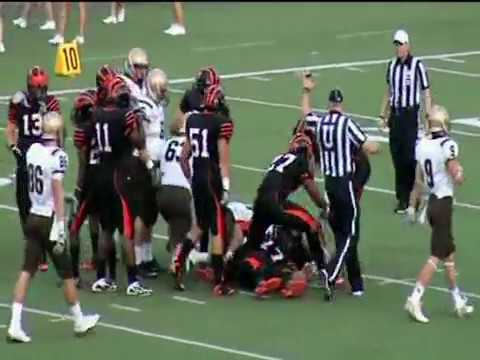 Mike Catapano 2011 Highlights video.