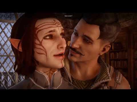Dorian Lovemaking
