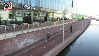 Delft Netherlands  City pictures : Delft bicycle parking facility