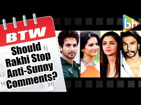 Bollywood This Week: Sunny   Alia   Shahid   Ranve