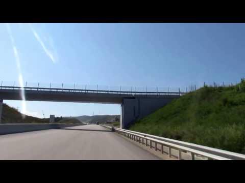 Video - Η μεγαλύτερη γέφυρα της Ιόνιας Οδού προχωράει... (βίντεο)