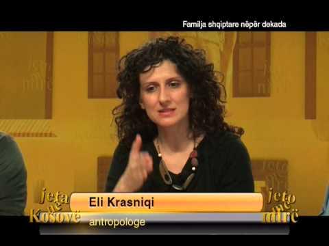 Familja shqiptare n�p�r dekada