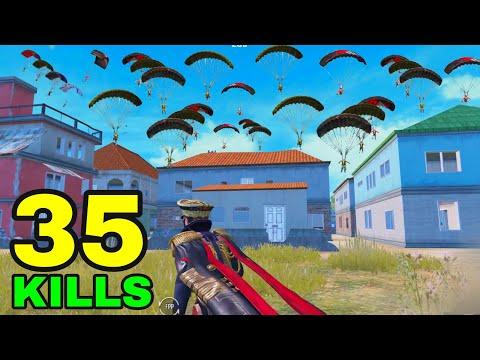 35 KILLS - NEW BEST GAMEPLAY in SEASON 14!! | SOLO vs SQUADS | PUBG MOBILE