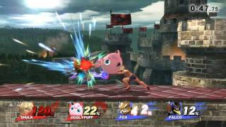 Shulk and Jigglypuff team combo