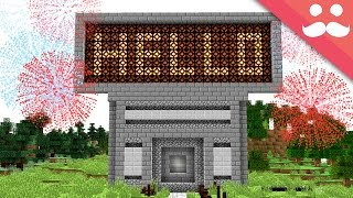 Making THE BEST ENTRANCE in Minecraft!