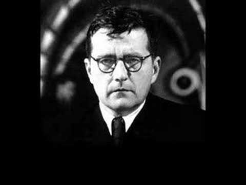  Shostakovich plays Prelude & Fugue #1 in C op 87 